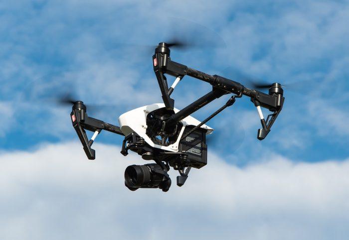 vidé-surveillance drone